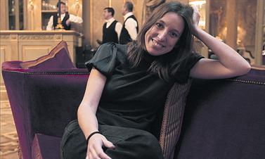 Llucia Ramis en foto de Guillermo Moliner para El Periódico