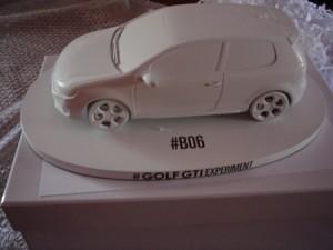 maqueta golf GTI