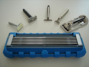 sistemas afeitado gillette blog victorpuig